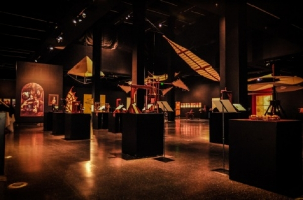 Da Vinci - The Genius Exhibit @ Leonardo (City Weekly)