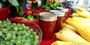 Tuesday Harvest Market Opens Downtown August 9th