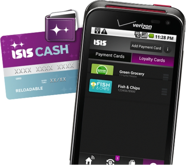 Isis Mobile Wallet Goes Live Today in Austin and Salt Lake City (Droid Life)
