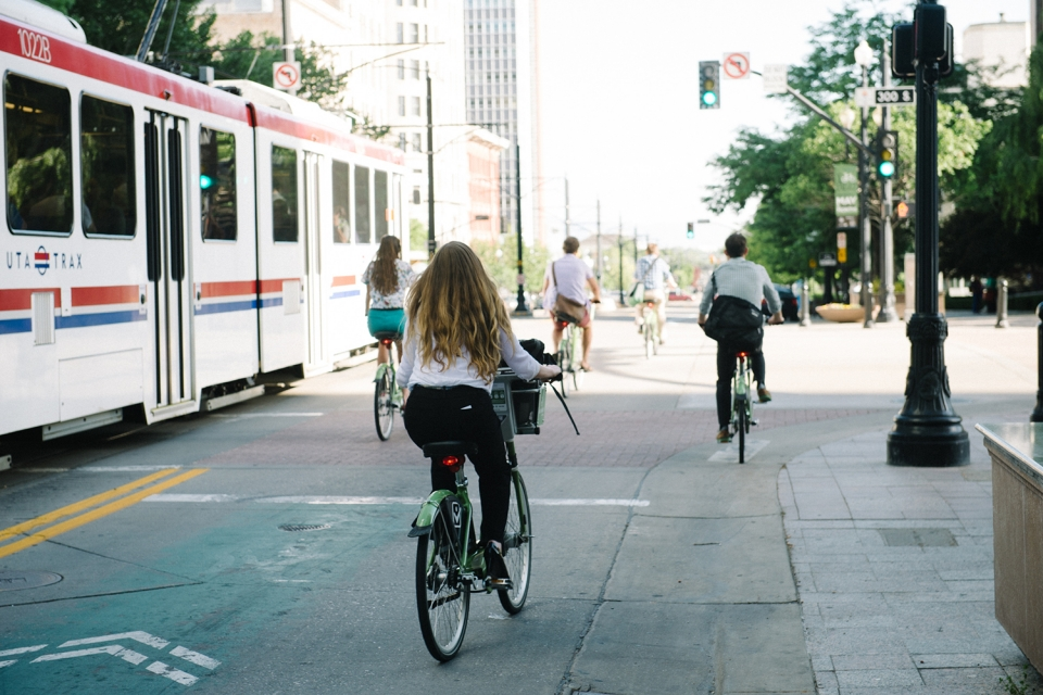Getting around Downtown: Transportation