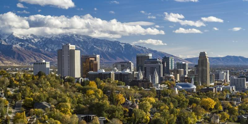 Downtown Alliance Lauds Salt Lake City's Shift to Yellow