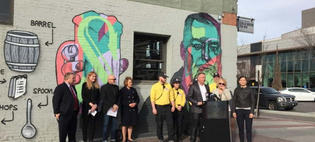 DOWNTOWN AMBASSADOR PROGRAM LAUNCH