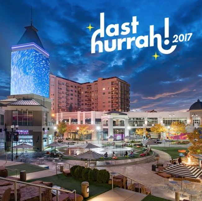 "DOWNTOWN SLC PRESENTS AND THE GATEWAY PARTNER TO CREATE UTAH'S LARGEST NEW YEAR'S EVE EVENT ""LAST HURRAH"", Presented by Comcast NBC Universal"