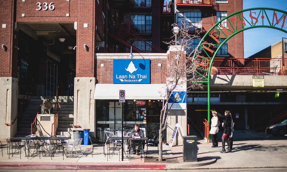 SLC restaurants, bars and retailers can temporarily expand their operating areas this summer outdoors